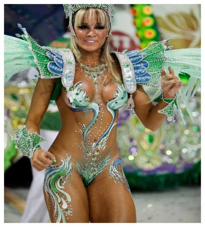 Photo Sexy carnaval - soonnightcom